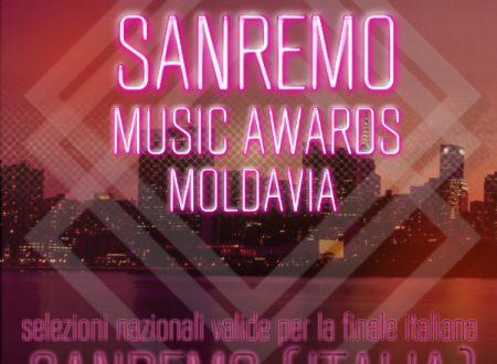 APERTE LE ISCRIZIONI PER LA FINALE MOLDAVA DEL SANREMO MUSIC AWARDS