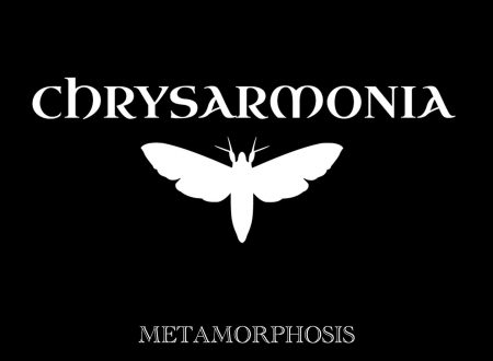 "I CHRYSARMONIA SU TUTTI I DIGITAL STORE CON ""METAMORPHOSIS"""