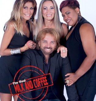 """I Milk and Coffee interpretano """"La Supplica del Mondo"""" del Maestro Zoi."""